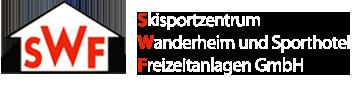Logo von SWF Skisportzentrum, Wanderheim & Sporthotel, Freizeitanlagen GmbH